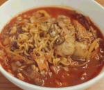 nấu mì tôm ngon, Hàn Quốc, cua so tinh yeu