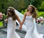 đám cưới, cô dâu, đồng tính, cua so tinh yeu