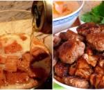 kinh nghiệm nấu ăn, cua so tinh yeu