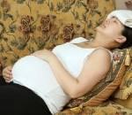 đau đầu, đau đầu khi mang thai, mang thai, cua so tinh yeu