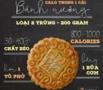 tăng cân, calo, bánh trung thu, đùi gà, không khí trung thu, mùa trung thu, cua so tinh yeu