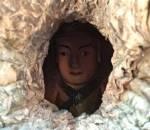 tượng phật, bức tượng, chuyện lạ đó đây, cua so tinh yeu