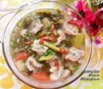 Món canh ngon, cách nấu canh sườn sụn dưa chua, canh sườn sụn nấu dưa chua, canh sườn dưa chua, canh sườn, cua so tinh yeu