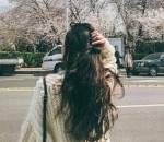 những thói quen làm tóc nhanh bết, tóc bị bết vào mùa đông, chăm sóc tóc, vệ sinh sạch sẽ, bảo vệ tóc, cua so tinh yeu