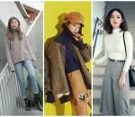thời trang, áo len, áo cao cổ, cua so tinh yeu
