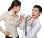 cửa sổ tình yêu, mâu thuẫn, vợ láo, bất lực, đánh chồng, ném đồ, xấc xược, bố mẹ, chấp nhận.