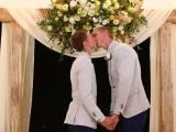 hạnh phúc, đám cưới, đồng tính, Australia, cua so tinh yeu