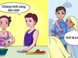 cặp đôi hạnh phúc, cách cư xử khôn ngoan, duy trì mối quan hệ, cua so tinh yeu