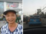 hành động đẹp, tài xế taxi, Tài xế taxi trả lại tiền cho khách, Bến xe Nước ngầm, cộng đồng mạng, Hà Nội, cua so tinh yeu