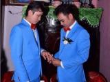 Đám cưới của cặp đồng tính nam, ngưỡng mộ, đồng loạt, lời chúc phúc, 'đầu bạc răng long', cua so tinh yeu
