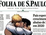 truyện tranh, truyện tranh thị trưởng Rio de Janeiro, Marcelo Crivella, báo Brazil, Folha de S.Paulo, người đồng tính, cua so tinh yeu