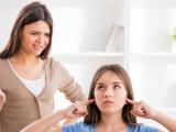 bố mẹ, áp đặt, không tin con cái, cảm thấy tổn thương, muốn nổi loạn