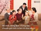 ngày Tết, văn hóa ứng xử, người đồng tính, lập gia đình