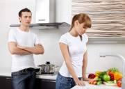 quan hệ vợ chồng, tranh cãi, tình dục