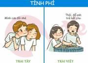 sự khác nhau giữa trai Tây và trại Việt, tình yêu trai Tây, những điều cần biết khi quen trai tây, so sánh trai tây trai việt, cua so tinh yeu