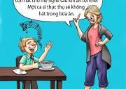 dạy con, giúp con trưởng thành, đưa mẹ làm cho, nuôi dạy con cái, trưởng thành, con cái, cua so tinh yeu