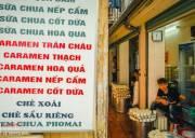 caramen Hàng Than,  caramen, Hà Nội, cua so tinh yeu