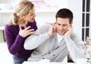 vợ chồng mâu thuẫn, cái vã, hỗn láo, thiếu tôn trọng, mệt mỏi, giận dỗi, nhỏ nhen, ích kỷ