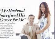 vợ Việt ,chồng Pháp, lấy chồng nước ngoài ,chồng nội trợ