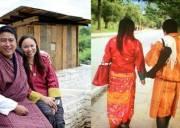bhutan ,quốc gia hạnh phúc, quan niệm hôn nhân, cởi mở , hôn nhân gia đình