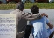 ông ngoại , viết thư, đồng tính