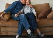chuyện tình, người mỹ, hơn 100 tuổi, gây sốt