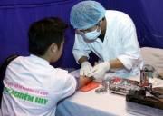 HIV, AIDS, tự xét nghiệm HIV, xét nghiệm HIV, HIV/AIDS