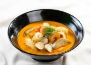 canh chua hải sản, mùa hè, cua so tinh yeu