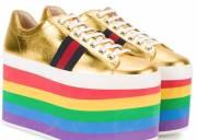 Gucci, ra mắt mẫu giày, ủng hộ LGBT, cua so tinh yeu
