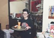 ước mơ táo bạo, quán cà phê LGBT, Hà Nội, cua so tinh yeu