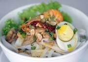 ăn, món ngon,  mì Quảng, cua so tinh yeu