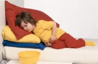 viêm ruột thừa ở trẻ, bé bị đau ruột thừa, bé đau bụng