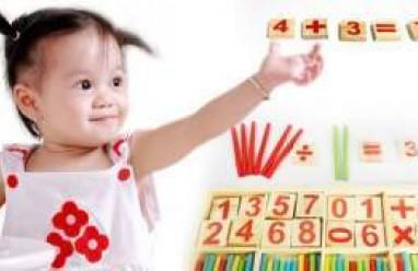 sai lầm, giáo dục trẻ sớm, các trò chơi, kiến thức, trí não