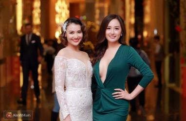 ưng hoàng phúc, Mai Phương Thúy, hoa hậu mỹ linh, Dương Tú Anh, sao Việt, showbiz Việt, cua so tinh yeu