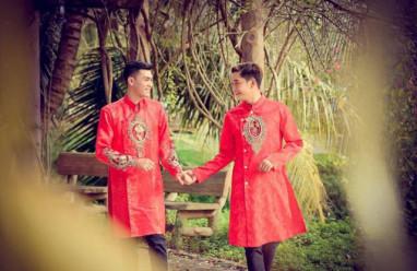 cặp đôi đồng tính, đám cưới đồng tính, đồng tính, cua so tinh yeu