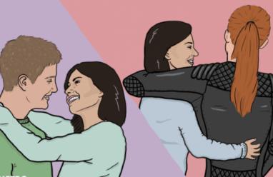 biphobia, đời sống, song tính, xu hướng tính dục, cua so tinh yeu