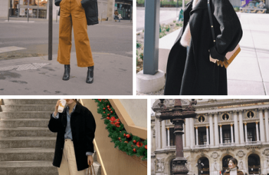 Mặc đồ đẹp, Xu hướng 2019, Áo khoác tối màu, Áo khoác mùa đông, Thời trang thu đông, cua so tinh yeu