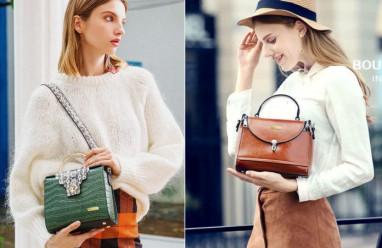 Xu hướng, túi xách, 2019, cần biết, phụ kiện, thời trang, cua so tinh yeu