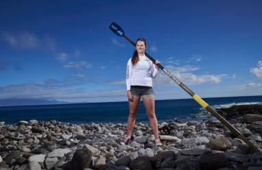 Cô gái 21 tuổi một mình chèo thuyền qua Đại Tây Dương, lập kỷ lục thế giới