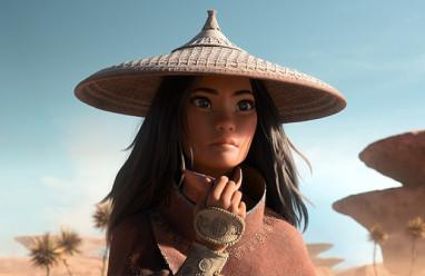 'Raya và rồng thần cuối cùng': Công chúa Disney Đông Nam Á
