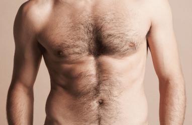 Nguyên nhân nam giới có nhiều lông bụng và cách xử lý
