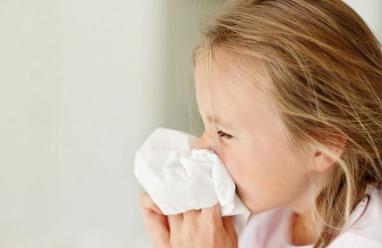 trẻ bị viêm đường hô hấp, chăm sóc trẻ bị viêm đường hô hấp, nguyên nhân viêm đường hô hấp