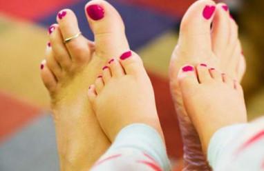 sơn móng, Jessica Alba, Beyonce, làm đẹp, mẹ và bé, mẹ và con gái, nail đẹp mùa thu