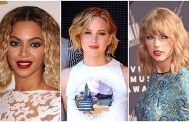tóc bob, tóc lob, tóc wob, Victoria Beckham, Katie Holmes, Anne Hathaway, Jennifer Aniston,Jennifer Lawrence, Jessica Alba, Taylor Swift, Beyonce, kiểu tóc đẹp, thời trang tóc