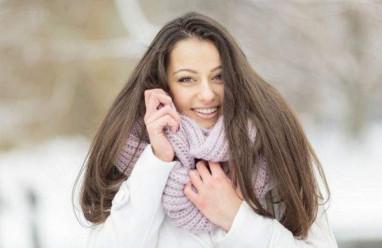 Mặc ấm, thời tiết, màu đông, làm đẹp, trời lạnh, chăm sóc da, dưỡng ẩm, tế bào chết, làm đẹp mùa đông