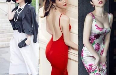 Phong cách, sao việt, thanh hằng, lý nhã kỳ, ngọc trinh, tóc tiên, sơn tùng M-TP, thời trang của sao
