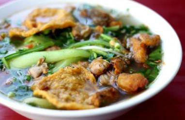 Món bún, món ngon hà nội, bún ngao, bún chân gà rút xương, bún mọc gà