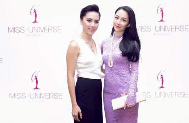 Dương Trương Thiên Lý, Linh Nga, Mai Phương Thuý, sự kiện, giám khảo, hoa hậu hoàn vũ 2015