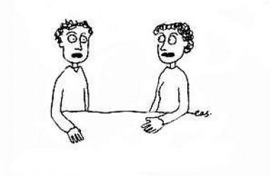 Khi thầy giáo nói chuyện với người yêu