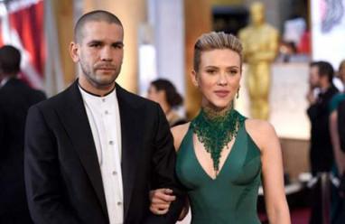 Scarlett Johansson, hạnh phúc, chồng không nổi tiếng, nhà báo, Romain Dauriac